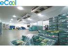 Fresh Keeping Cold Storage Of Fruits And Vegetables With Package / PUR Sandwich Panel Assembling